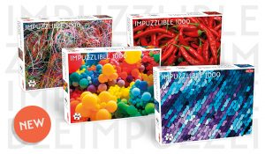 Read more about the article New puzzle range, Impuzzlibles!
